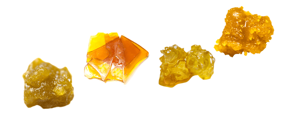 Green Treets Concentrates raw cannabis extracts